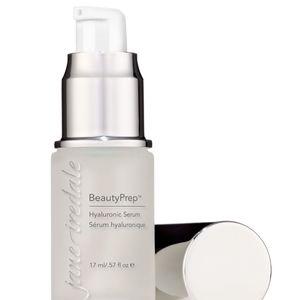 Jane iredale hyaluronic skin serum beauty prep